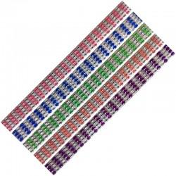 """Dress up Stickers taśma dekoracyjna samoprzylepna """"Duo Color"""""""