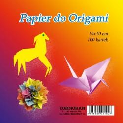Cormoran papier do Origami 10x10