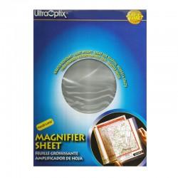"""Leniar """"Ultra-Optix"""" lupa w arkuszu 26x18 cm"""