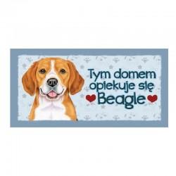 "Magnes z Twoim Pupilem ""Beagle"""