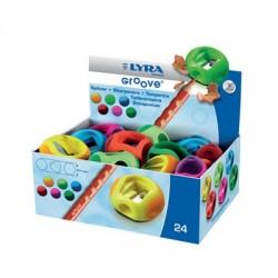 "Lyra ""Groove"" temperówka pojedyńcza"