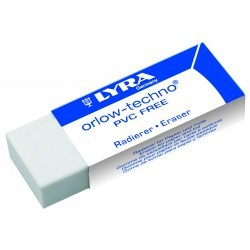 """Lyra """"Orlow Techno"""" gumka 200"""