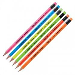 "Ołówek z gumką Lyra ""Neon"""