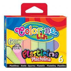 """Patio """"Colorino"""" plastelina świecąca w ciemności 6"""