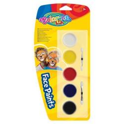 "Patio ""Colorino"" farby do malowania twarzy"