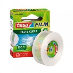 """Tesa Film 57043 taśma klejąca """"Eco & Clear"""""""