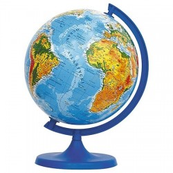 Globus fizyczny 70