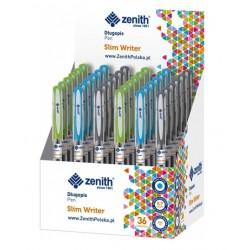 """Zenith """"Slim Writer"""" długopis żelowy"""