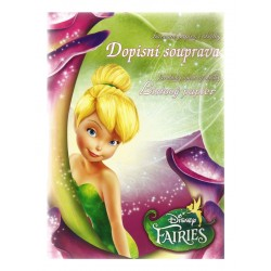 "Papeteria ""Disney Fairies"" A-5"