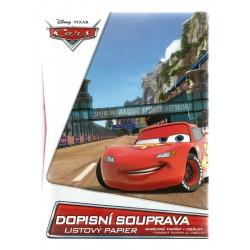 """Papeteria """"Disney Cars"""" A-5"""