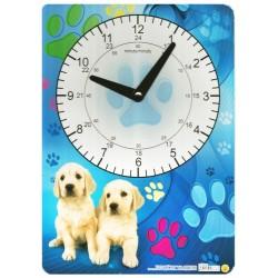 Zegar dziecięcy z obrazkiem
