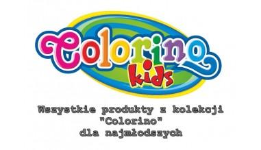 """Wszystkie produkty z kolekcji """"Colorino"""" dla najmłodszych"""