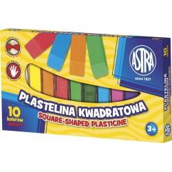 Plastelina kwadratowa Astra 10