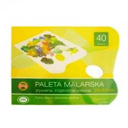 Koh-I-Noor papierowa paleta malarska 30,5x23 cm