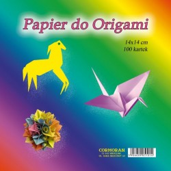 Cormoran papier do Origami 14x14