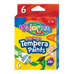 "Patio ""Colorino"" tempery w tubkach 6x12 ml"