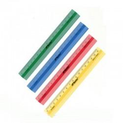 Leniar linijka plastikowa kolorowa 16 cm