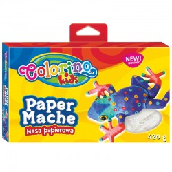 "Patio ""Colorino"" masa papierowa 420g"