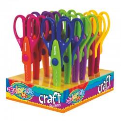 Colorino nożyczki kreatywne Craft