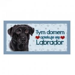 """Magnes z Twoim Pupilem """"Labrador"""""""