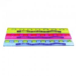 "Kum ""Softie Flex L-1"" linijka 15 cm"