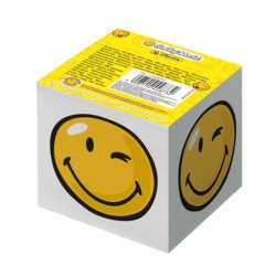 "Notes kostka 8x8cm/700k ""Smiley"" Herlitz"