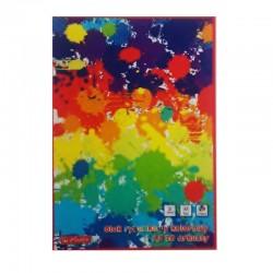 Blok rysunkowy kolorowy A-3/20k Herlitz
