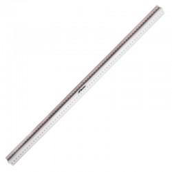 Leniar linijka dwustronna aluminiowa z uchwytem 100 cm