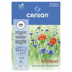 "Canson blok akwarela ""Student"" A-4/10k"