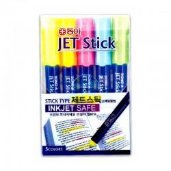 """Zakreślacze Dong-A """"Jet Stick"""" TT-6428"""
