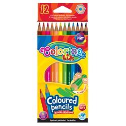 Colorino kredki ołowkowe 12