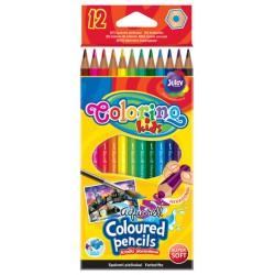 Colorino kredki akwarelowe 12