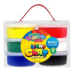 Colorino lekka pianka plastyczna 6