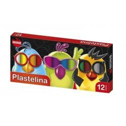 Plastelina Mona 12 kolorów