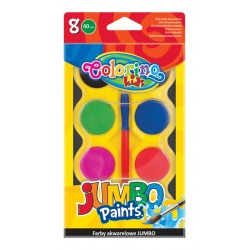 "Patio ""Colorino"" farby akwarelowe Jumbo 8"