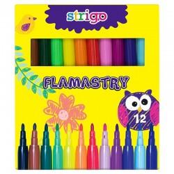 Strigo flamastry 12