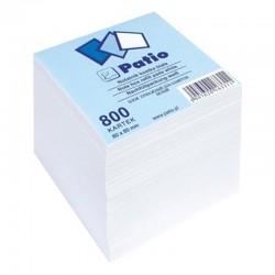 Patio notes kostka biały