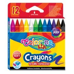 Colorino kredki świecowe 12 PTR-13314