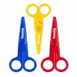 """Colorino nożyczki dziecięce """"Baby Line"""" 12,5 cm"""