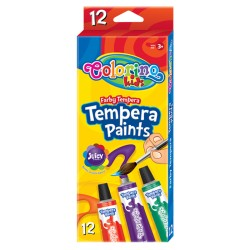 "Patio ""Colorino"" tempery w tubkach 12x12 ml"