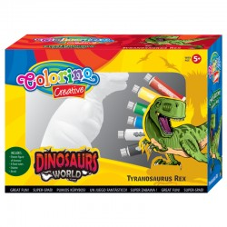 "Colorino figurka do kolorowania ""Tyrannosaurus Rex"""