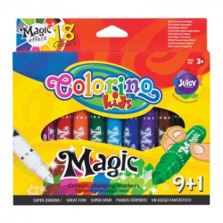 "Colorino flamastry ""Magic"" 9+1 PTR-34630"