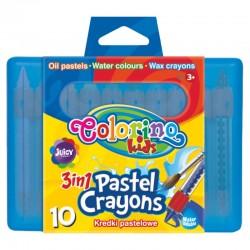 Colorino kredki pastelowe 10 PTR-65559