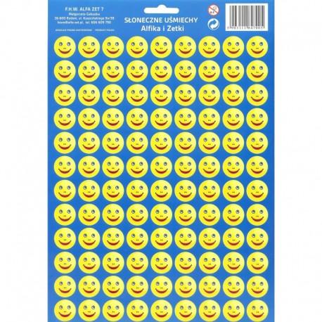 """Naklejki """"Słoneczne Uśmiechy"""""""