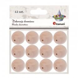 Dekoracje drewniane Titanum 390601