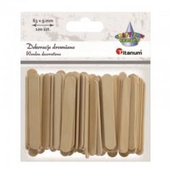 Dekoracje drewniane Titanum 390602