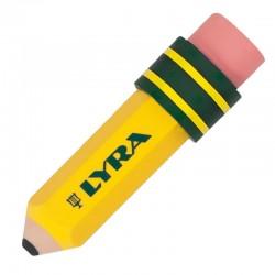"""Lyra """"Temagraph"""" gumka"""