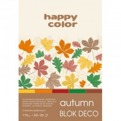"Happy Color blok kreatywny ""Autumn"" A-4"