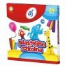 Plastelina szkolna As 24