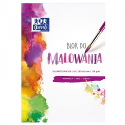 Oxford blok do malowania A-3/20k